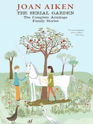 cover image of The Serial Garden