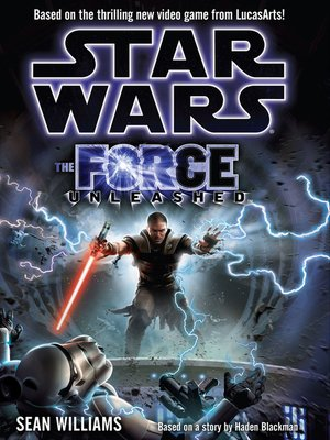 cover image of The Force Unleashed