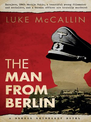 cover image of The Man from Berlin