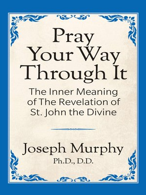cover image of Pray Your Way Through It