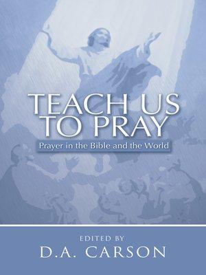 cover image of Teach Us to Pray