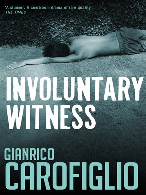 cover image of Involuntary Witness