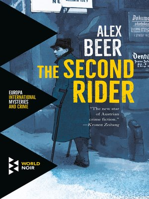 cover image of The Second Rider