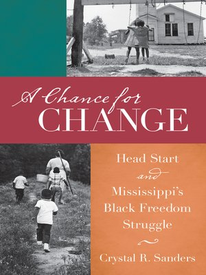 cover image of A Chance for Change