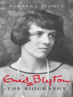 cover image of Enid Blyton