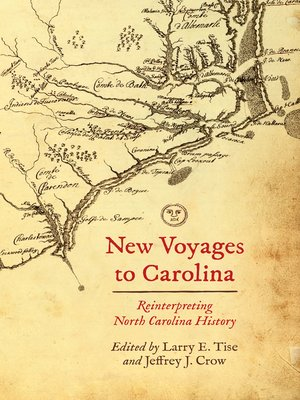 cover image of New Voyages to Carolina