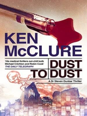 cover image of Dust to Dust