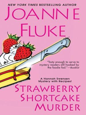 cover image of Strawberry Shortcake Murder