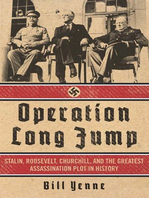 cover image of Operation Long Jump