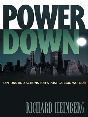 cover image of Powerdown