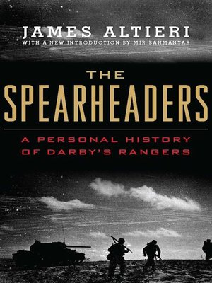cover image of The Spearheaders