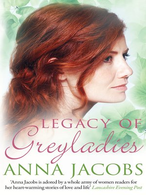 cover image of Legacy of Greyladies