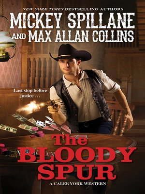 cover image of The Bloody Spur