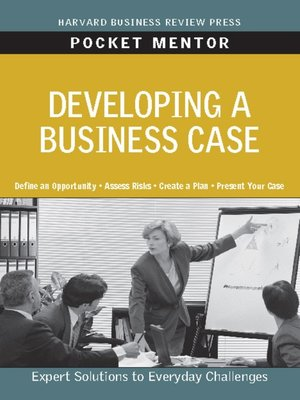 cover image of Developing a Business Case