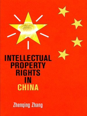 cover image of Intellectual Property Rights in China