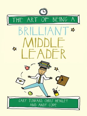 cover image of The Art of Being a Brilliant Middle Leader