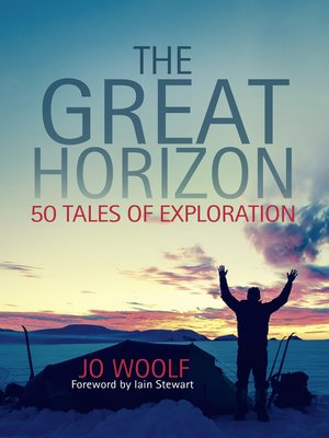 cover image of The Great Horizon