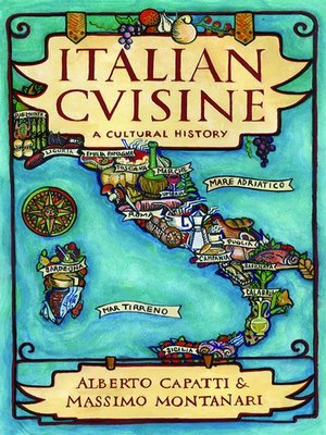 cover image of Italian Cuisine