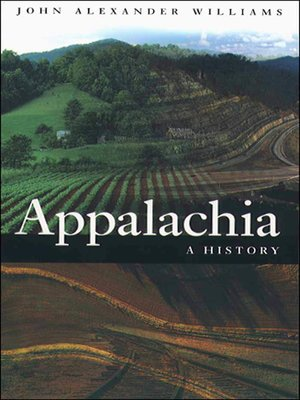 cover image of Appalachia