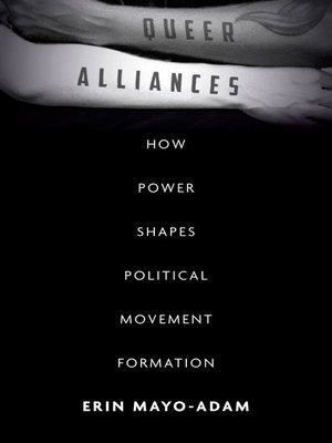 cover image of Queer Alliances