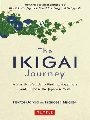 cover image of The Ikigai Journey