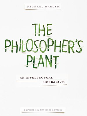 cover image of The Philosopher's Plant