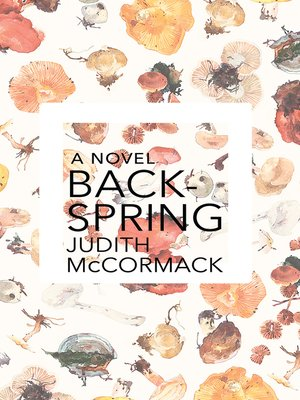 cover image of Backspring