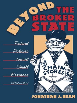 cover image of Beyond the Broker State