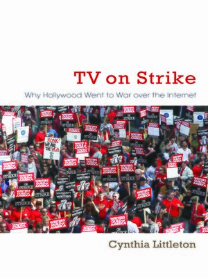 cover image of TV on Strike