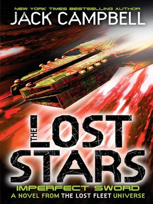 cover image of Imperfect Sword: A novel in The Lost Fleet universe