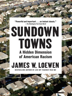 cover image of Sundown Towns