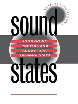 cover image of Sound States