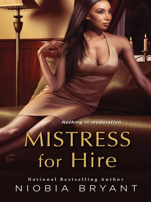 cover image of Mistress for Hire