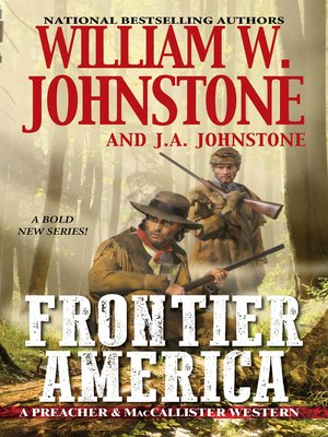cover image of Frontier America