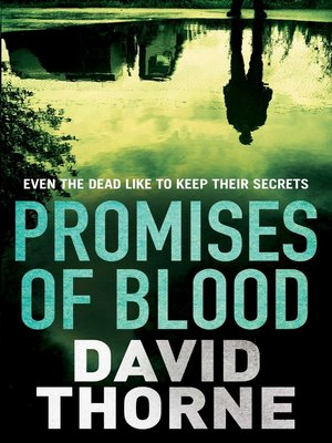cover image of Promises of Blood