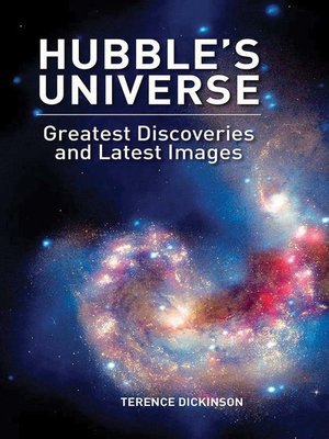 cover image of Hubble's Universe