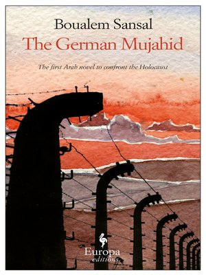 cover image of The German Mujahid