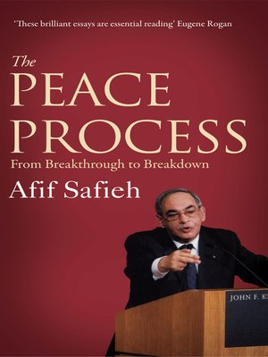 cover image of The Peace Process