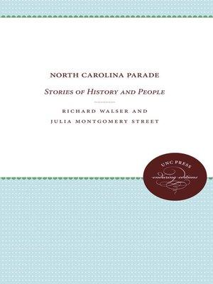 cover image of North Carolina Parade
