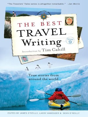 cover image of The Best Travel Writing
