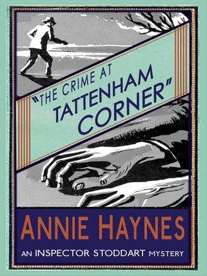 cover image of The Crime at Tattenham Corner