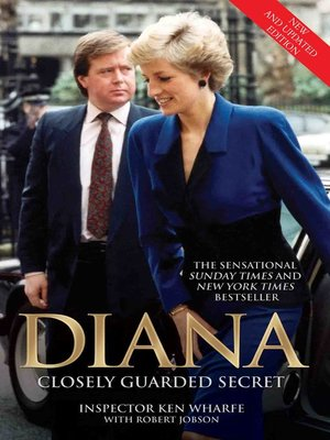 cover image of Diana--Closely Guarded Secret--New and Updated Edition