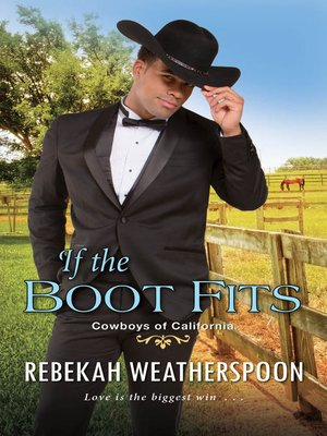 cover image of If the Boot Fits
