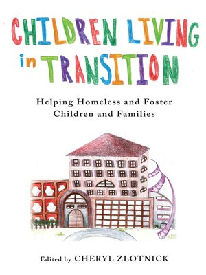 cover image of Children Living in Transition