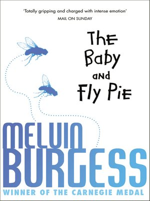cover image of The Baby and Fly Pie