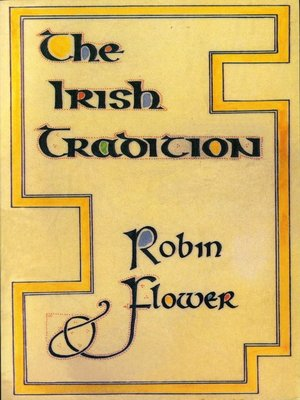 cover image of The Irish Tradition