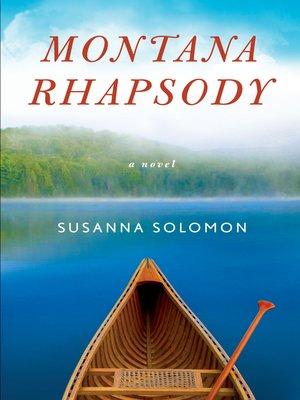 cover image of Montana Rhapsody