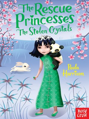 cover image of The Rescue Princesses