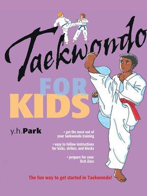 cover image of Taekwondo for Kids