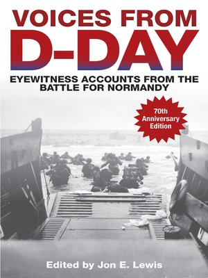 cover image of Voices from D-Day